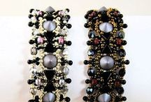 Beading - Two Hole Tipp Beads