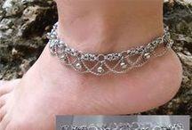 Beading - Foot Jewelry