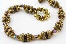 Beading - 3Hole Trinity Beads