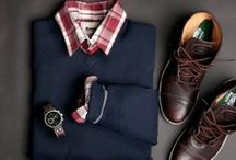 Stylish Men's Sets. / Sets are created by a stylish man for stylish men.