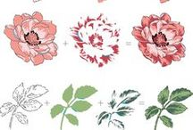 Our Stamps - Flowers, Nature