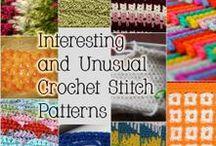 Crochet / by Jennifer Ceelie-Lindaya