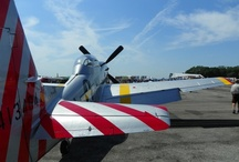Warbirds / Aircraft from the Fly-In, the Florida Air Museum, and repins from around the globe.