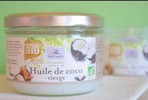 Organic beauty ideas / Des cosmétiques bios et naturels comme j'aime!