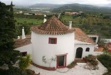 Old Mills for Sale, Algarve / Many old mills in the Algarve are converted into beautiful homes.