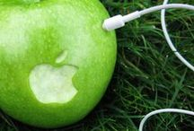 Apple addiction ❤️ / Fan de la pomme
