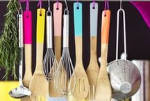 Home decoration- kitchen stuffs / Des idées d'accessoires pour ma cuisine