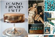 Roaring Twenties Party / A little party never killed nobody / by Anna Luise