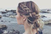 Pretty hair / Des idées de jolies coiffures