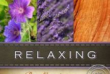 "Relaxing Aromatherapy / Hero shots, concepts and inspiration for our range of Relaxing natural aromatherapy products in our ""Gumleaf Essentials"" brand"