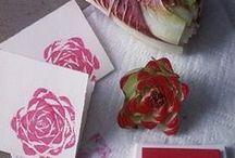 DIY  stamps / handmade stamps - razítka,která si můžeš vytvořit sám