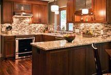Kitchen Countertops / Kitchen Countertops