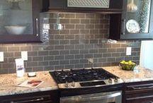 Kitchen Backsplashes / Kitchen Backsplash Design