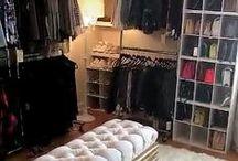 Master Bedroom Closets / Master bedroom closet design