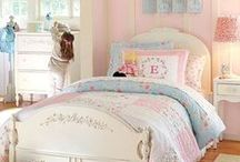 Bedrooms for Girls / Design ideas for a girl's bedroom