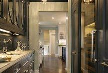 Butler's Pantries / Butler's pantry design ideas