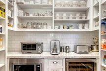 Kitchen Pantries / Kitchen pantries