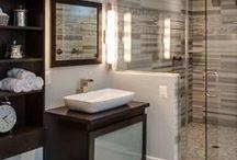 Guest Bathrooms / Guest bathroom design ideas