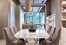 Dining Rooms / Design & décor ideas for dining rooms