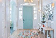 Entryways / Design and décor ideas for entryways