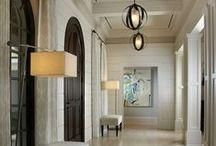 Hallways / Design and décor ideas for hallways