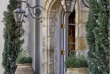 Curb Appeal / Exterior home design and décor