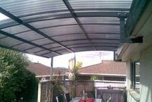 Awnings / Awnings for the home