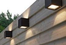Outdoor Lighting / Lighting ideas for outdoors
