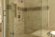 Master Bathroom Showers / Showers for the master bathroom