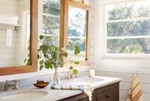 Master Bathroom Sinks & Countertops