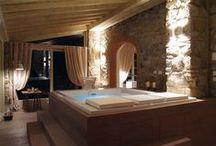 VILLA IN TOSCANA / Progetto di ristrutturazione e arredamento di villa in Toscana