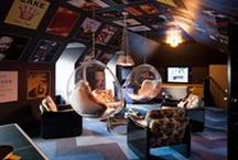 Media Rooms & Man Caves / Media rooms and man caves design and decor