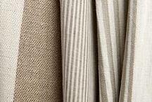 curtains and pilows / okenní záclony a závěsy, polštářky