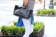 White pants outfit ideas
