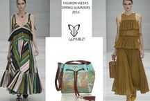 fashion weeks  spring summers 2016