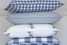 blue and white / mám ráda modrobílou...