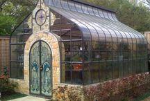 Tuin - kweekhuis