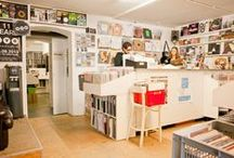 Record stores / Records stores from around the world.