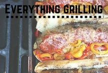 Everything Grilling / Grilling links to helpful blogs to make grilling easy! Find out more at our blog http://www.grillaholics.com/ for grilling tips, recipes and more!