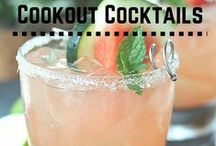 Cocktails For Cookouts!