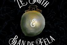 Zé Smith & Ban de Fela / Banda musical performática de Blues, Rock e Música Brasileira