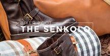 2017 Winter: Senkolo Biker Boot