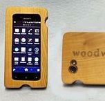 Wood Smart Phone & Wood Tablet Accessories