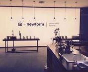 SHOWROOM NEWFORM - SHANGHAI