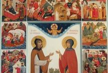 Icons and Orthodoxy / by Evie