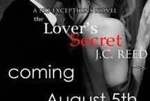 My books / Books by contemporary romance author JC Reed