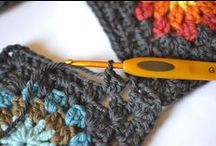 knit & crochet tutorials
