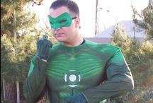 Green Lantern Party Planner