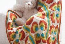 knit & crochet blankets