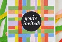 Invitation Ideas / Great inspiration and ideas for invitations!